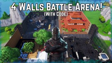 4 Walls Battle Arena