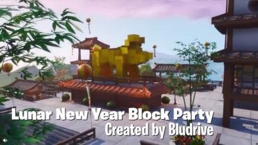 Lunar New Year Block Party