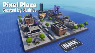 Pixel Plaza
