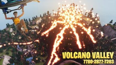 Volcano Valley