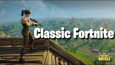 Fortnite Classic