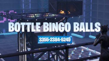 Bottle Bingo Balls