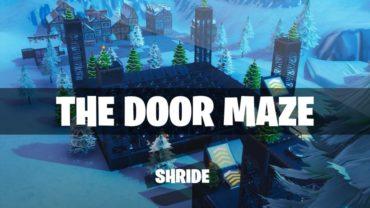 The Door Maze Game