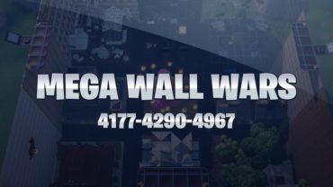 Mega Wall Wars