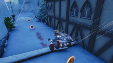 Fury Racing - Snowy Summit