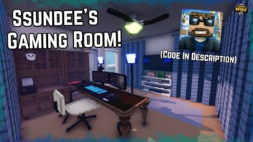 Ssundee's Gaming Room!