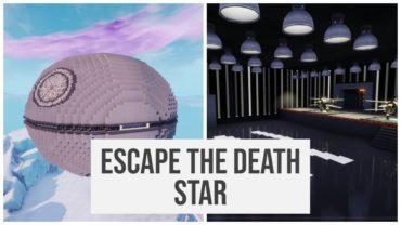 Escape the Death Star