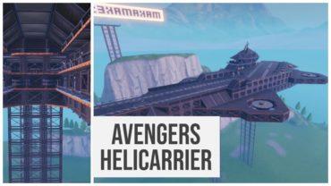 Helicarrier FFA Hide and Seek