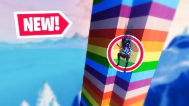 Fortnite Rainbow Dropper
