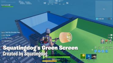 Squating's Green Screen