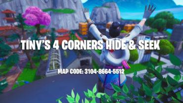 Tiny's 4 Corners Hide & Seek