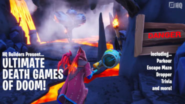 ULTIMATE DEATH GAMES OF DOOM!