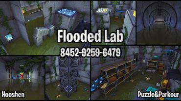 FLOODED LAB (Puzzle & Adventure)