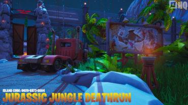 Jurassic Jungle Deathrun
