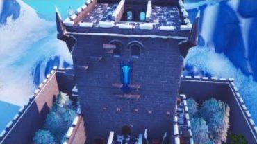 Snowy Castle Hide and Seek