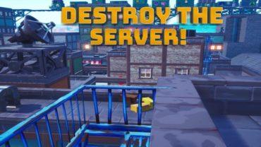 Destroy The Servers!