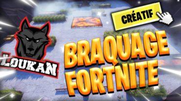 BrawlStars on Fortnite