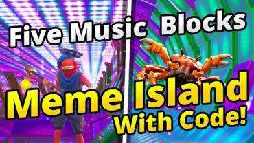 Meme Island (incl. Crab Rave 2.0)