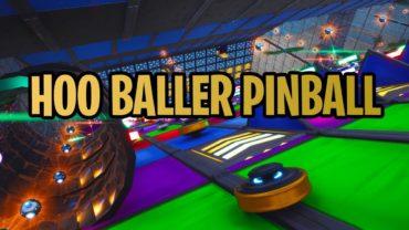 HOO BALLER PINBALL