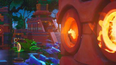 Tricky Treasure Temple