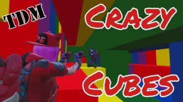 Crazy Cubes v2