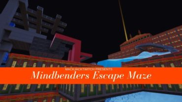 Mindbenders Escape Maze