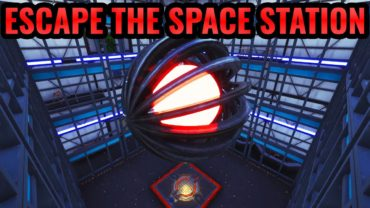 ESCAPE THE SPACE STATION