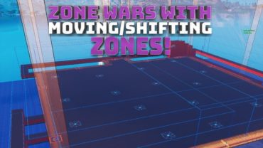Selage's Automatic Zone Wars!