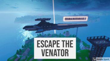 Escape the VENATOR