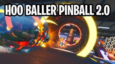 HOO BALLER PINBALL 2.0