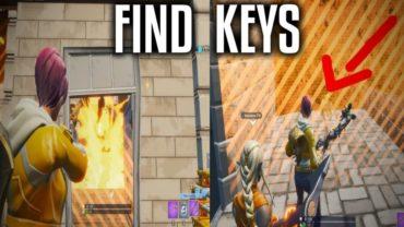 Keys and Locks Escape Maze