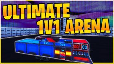 Ultimate 1V1 Arena W/No Fall Damage