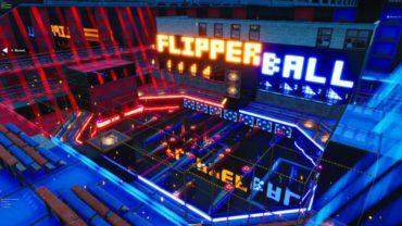 Flipper Ball