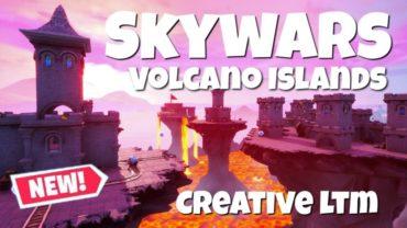 Sky Wars: Volcano Islands