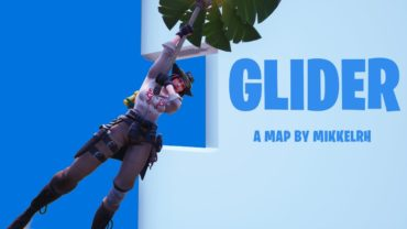 GLIDER – Glide through 6 different courses and reach the throne!