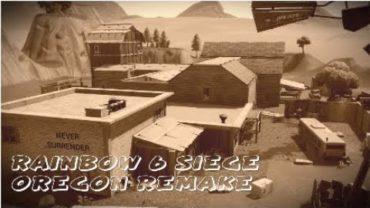 """Rainbow 6 Siege """"Oregon"""" Remake: Hostage"""