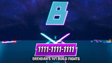 BRENDAN'S 1v1 BUILD FIGHTS