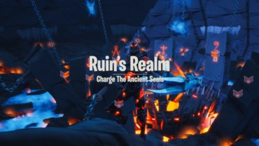 Ruins Realm - Charge the Ancient Seals!