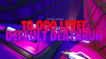 10,000 Level Default Deathrun