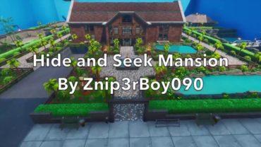 Hide and Seek Mansion