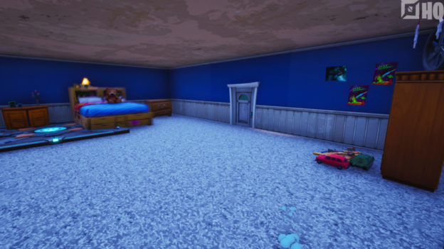 fnaf 4 bedroom drewisaboss44   fortnite creative map code