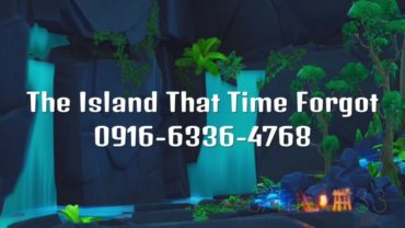 The Island That Time Forgot
