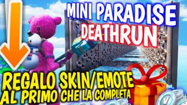 MINI PARADISE DEATHRUN [EASY]