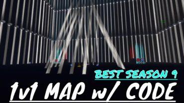 YerkYT's 1v1 Map (Season 9)