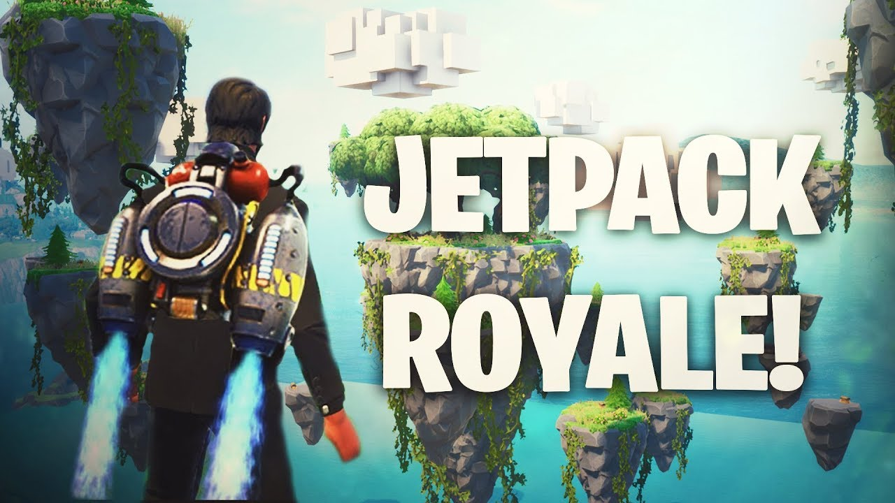 Jetpack Royale Echo Fortnite Creative Map Code This video will show you how to get the jet pack in fortnite battle royale, this new item, the jetpack, allows you to fly in game! jetpack royale