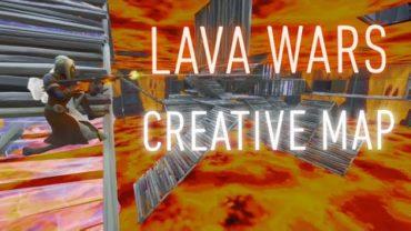 Lava Wars! (Turtle Wars)