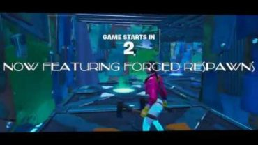 Season 9 Zone Wars (Forced Respawn)
