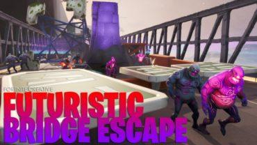 Futuristic Bridge Escape!