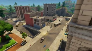 Tilted Towers