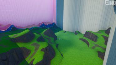 LILMIDGXT'S ZONE WARS UP MOUNTAIN!